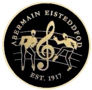 Logo of the Abermain Eisteddfod